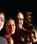 Oliver Wueseke, Julia Mahamid, Tony Hyman, Jeff Woodruff, Beatriz Ferreira Gomes, and Ben Engel