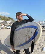 Jeff the surfer
